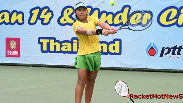 3 เด็กไทยลิ่วตัดศึกเทนนิสพีทีทีเอเชีย