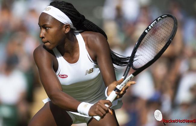 """ฝันเป็นจริง """"โคโค่"""" อายุน้อยสุดซิวถ้วย WTA ใบแรกในชีวิต"""
